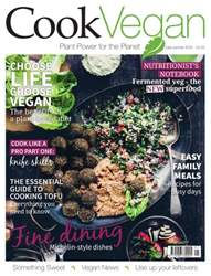 Cook Vegan Early Summer Issue 1 issue Cook Vegan Early Summer Issue 1