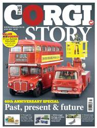 The Corgi Story Magazine Cover