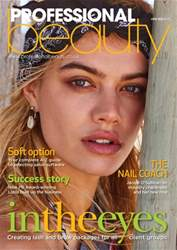 Professional Beauty June 2016 issue Professional Beauty June 2016