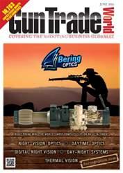 Gun Trade World Magazine Cover
