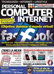 Personal Computer & Internet Magazine Cover