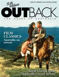 OUTBACK 107 issue OUTBACK 107