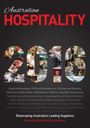 Australian Hospitality Digital Issue