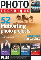 Amateur Photographer Magazine Cover
