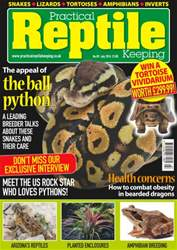 No 89- The Appeal Of The Ball Python issue No 89- The Appeal Of The Ball Python