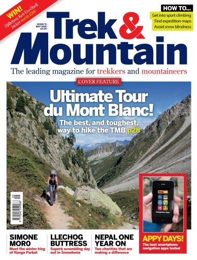 Trek & Mountain Magazine Preview