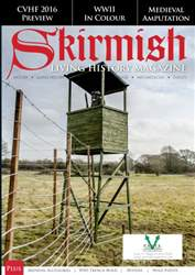 Skirmish Living History Magazine Cover