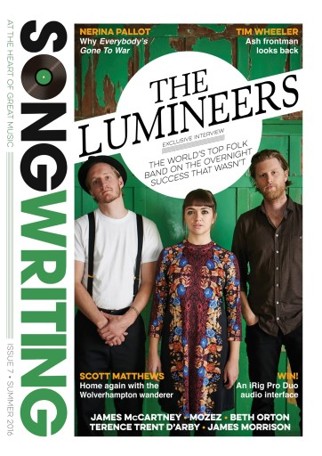 Songwriting Magazine Preview