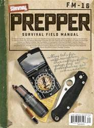 Prepper 2016 issue Prepper 2016
