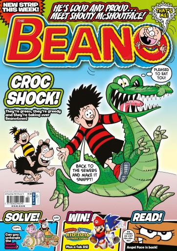 The Beano Digital Issue