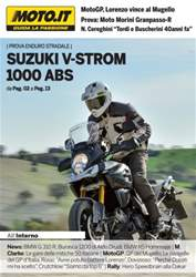 Moto.it Magazine N. 246 issue Moto.it Magazine N. 246