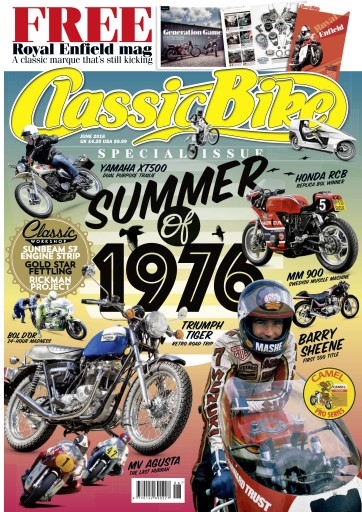 Classic Bike Digital Issue