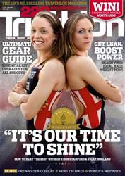 220 Triathlon Magazine Magazine Cover