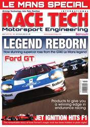 Race Tech Magazine Cover