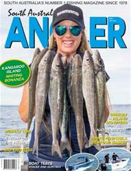 South Australian Angler June/July 2016 issue South Australian Angler June/July 2016