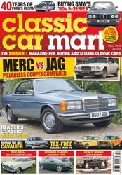 Vol. 22 No. 8- Merc vs Jag issue Vol. 22 No. 8- Merc vs Jag