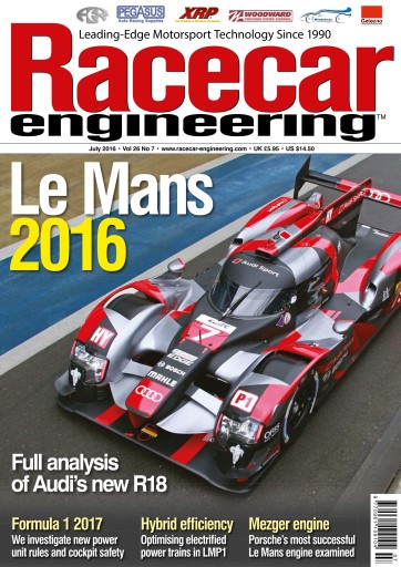 Racecar Engineering Digital Issue