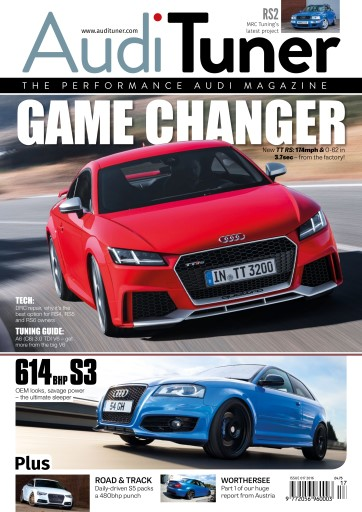 Performance Audi Magazine Preview