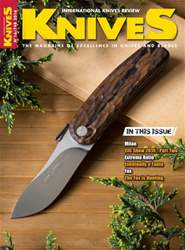 16 Knives International issue 16 Knives International