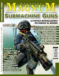 Submachine guns issue Submachine guns