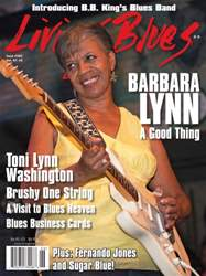 Living Blues #243 issue Living Blues #243