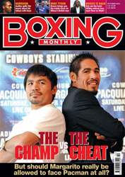 Boxing Monthly October 2010 issue Boxing Monthly October 2010