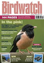 Birdwatch Magazine Magazine Cover