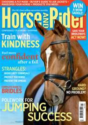 Horse&Rider Magazine –  July 2016 issue  Horse&Rider Magazine –  July 2016