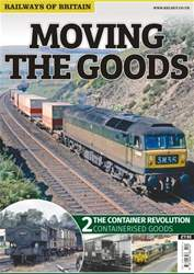 Moving The Goods 2: The Container Revolution issue Moving The Goods 2: The Container Revolution