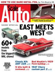 Scale Auto Magazine Cover