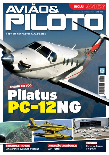Avião & Piloto Digital Issue