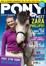 PONY magazine – July 2016 issue  PONY magazine – July 2016