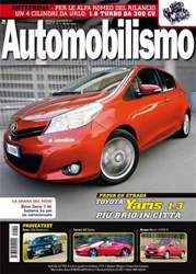 Automobilismo 11-2011 issue Automobilismo 11-2011