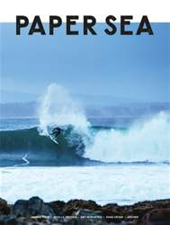 Paper Sea Quarterly Magazine Cover