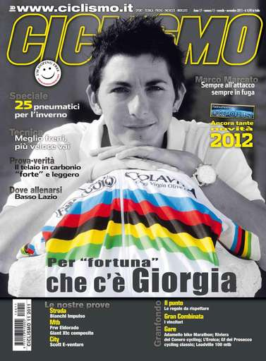 Ciclismo Digital Issue