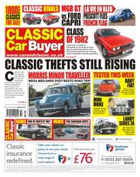 No. 334 - Classic Thefts Still Rising issue No. 334 - Classic Thefts Still Rising