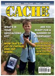 UK Cache Mag Magazine Cover