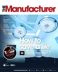 The Manufacturer June 2016 issue The Manufacturer June 2016