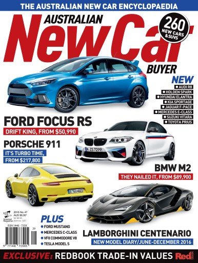 Australian New Car Buyer Digital Issue