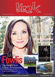 The Celtic Link Magazine Cover