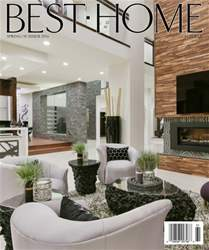 Best Home Magazine Cover