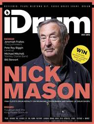 iDrum July 2016 issue iDrum July 2016
