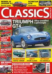 No.244 - Triumph GT4  issue No.244 - Triumph GT4