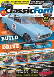 No. 240 Build It Friday Drive It Monday  issue No. 240 Build It Friday Drive It Monday