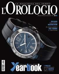 L'Orologio Magazine Cover