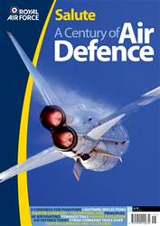 RAF Salute - A Century of Air Defence issue RAF Salute - A Century of Air Defence