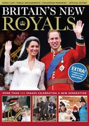 Britain's New Royals issue Britain's New Royals