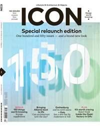 Icon Magazine Cover