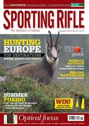 Sporting Rifle Summer 2016 issue Sporting Rifle Summer 2016