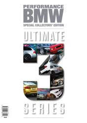 Ultimate 3 Series issue Ultimate 3 Series